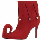 Women's Red Elf Shoes