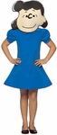 Child's Peanuts Gang Lucy Costume