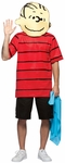 Adult Peanuts Gang Linus Costume