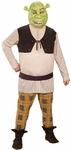 Adult Deluxe Shrek Costume