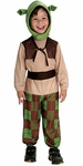 Toddler Shrek The Third Costume