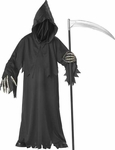Child's Deluxe Grim Reaper Costume