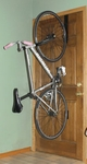 Single Bike Vertical Door Mount