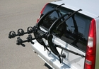 Vehicle Rear 3 Bike Rack Carrier