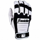 Franklin CFX Youth Batting Gloves Pearl/Black