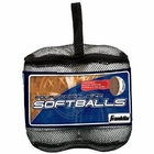 Franklin Official League Softball 4-Pack