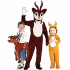 Rudolph the Reindeer Costumes