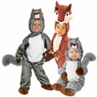 Squirrel Costumes
