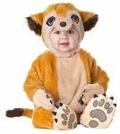 Toddler Plush Meerkat Costume