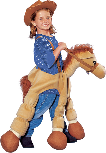 Child's Pony Costume