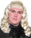 Men's Blonde Renaissance King Wig