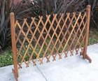 Wooden Expanding Fence
