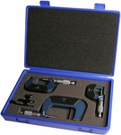 3 PC Outside Micrometer Tool Set