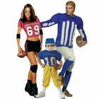 Football Player Costumes