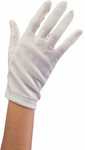 Ladies White Parade Gloves