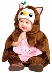 "Baby Owl Costume ""Give a Hoot"""