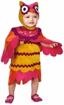 Toddler Cute Hoot Owl Costume