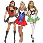 Beer Garden Girl Costumes