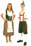 Female Alpine Costume