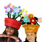 Flower Pot Hats