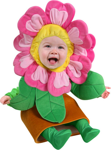 Baby Flower Pot Costume