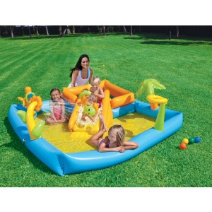 Playground Inflatable Activity Pool