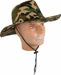 Adult Camo Bush Hat
