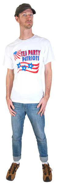Tea Party Patriot T-Shirt