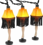 Christmas Story Leg Lamp String Light Set
