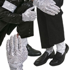 Michael Jackson Sequin Gloves
