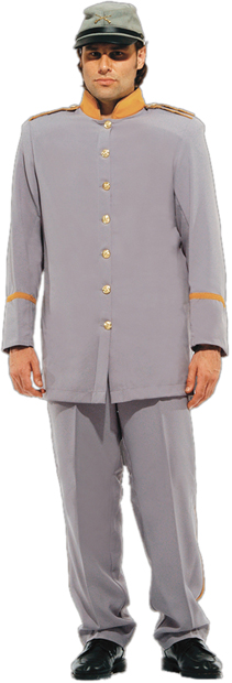 Authentic Confederate Soldier Civil War Costume
