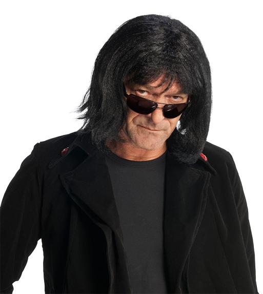 Gene the Aging Rock Star Wig