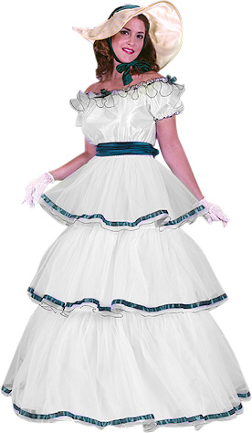 Adult Southern Belle Plantation Costume