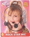 Child's Rock Star Faux Microphone Headset