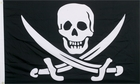 Jack Rackham Pirate Flag