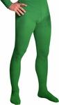 Green Men's Tights