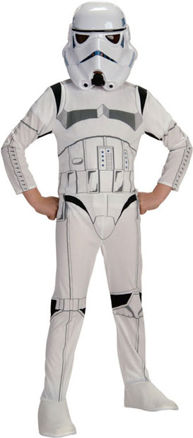 Child's Star Wars Stormtrooper Costume