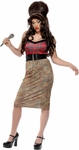 Adult Amy Winehouse Costume