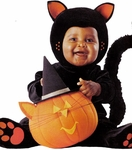 Baby Tom Arma Black Cat Costume