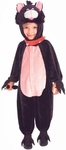 Child's Cute Black Cat Costume