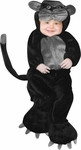 Toddler Black Pussy Cat Costume