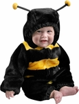 Baby Soft Bumble Bee Costume