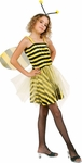 Child's Bumble Bee Dress Costume