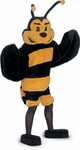 Hornet or Bumble Bee Mascot Costume