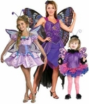 Purple Butterfly Costumes
