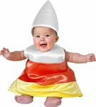 Baby Candy Corn Costume