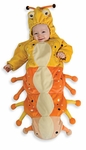 Baby Yellow Caterpillar Costume