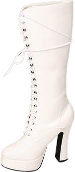Women's Knee High Lace Boots