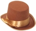 Brown Steampunk Top Hat