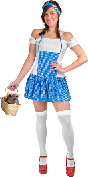Adult Sweet Dorothy Costume